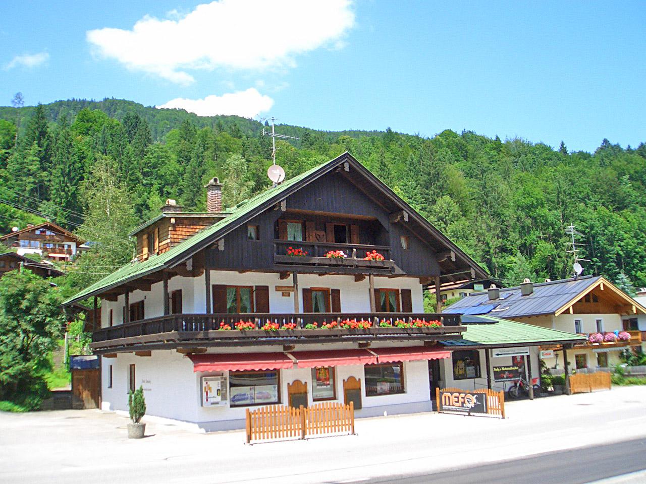 Haus Ferienwohnungen Grösswang