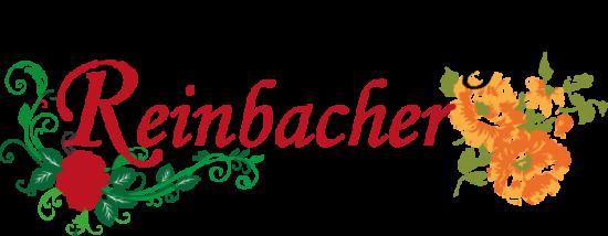Schriftzug-Reinbacher