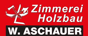 Website der Zimmerei Aschauer